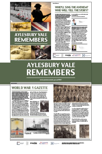 Banner-Design-and-Printing-Aylesbury-Vale-Remembers